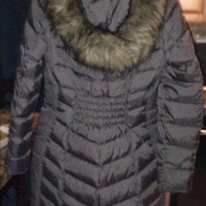 Michael Kors long down coat